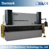Freio da imprensa da máquina de dobra Wc67K-100t/3200 da folha da placa do ferro