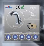 L'eau sauvegardant l'eau froide chaude Basin&#160 automatique ; Robinet de mélangeur pour les toilettes publiques