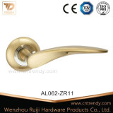 Рычаг защелки ручки двери, цинкового сплава мебель рукоятку замка (AL034-ZR11)