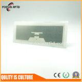 868MHz-968MHz UHF RFID ISO d'étiquette de pare-brise18000-6C
