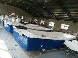 Barco de pesca da família do barco da fibra de vidro de Liya 5.8m China o melhor