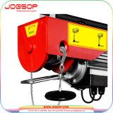 100kg PA100-200 소형 철사 밧줄 전기 호이스트