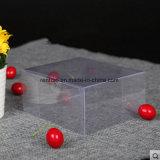 Пользовательский цвет печать пластиковой упаковки Складные коробки с помощью окна