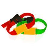 Universal bracelet RFID MIFARE Ultralight Smart bandeau antisudation pour le divertissement des billets