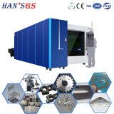 Fabricantes de la cortadora del laser del metal de hoja del CNC de la fibra para los clientes