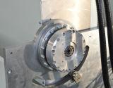Cortadora principal doble de tres ejes para la ventana de aluminio de UPVC