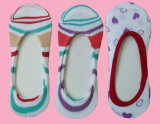 Kein Erscheinen trifft unsichtbare Socken-Boots-Socken hart