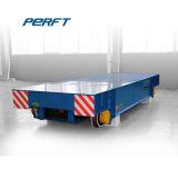 Utilisation de l'industrie métallique de la Chine Rail électrique chariot de transfert