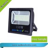 Migliore indicatore luminoso di inondazione di illuminazione IP65 6500K 100W 150W 200W 250W 300W LED di prezzi SMD