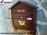 De de de Duitse Gebruikte PostDoos/Brievenbus/Brievenbus van Trumy
