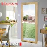 Алюминиевая дверь с закодированным замком для резиденции