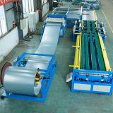 Machine automatique carrée de fabrication de conduit d'air de la CAHT (type 5U)