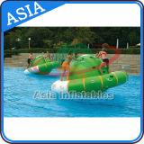 Giochi gonfiabili di sport di acqua della barca della discoteca, barca trainabile gonfiabile della discoteca dell'acqua