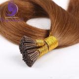 ブラジルのバージンRemy私はひっくり返す人間の毛髪の拡張(IT11)を
