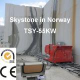 대리석 채석장 기계, 화강암 채석장 기계, 돌 절단 Tsy 55g를 위한 기계