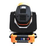 Direttamente dalla fabbrica Pointe della Cina 280 indicatori luminosi capi mobili del DJ del fascio del punto 3in1