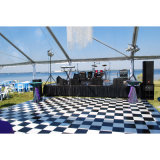 Stratifié Dance Floor de lumière des étoiles d'événement d'usager Wedding des signes de Dance Floor