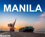 De Dienst van de Cargadoor van de kwaliteit van Guangzhou aan Manilla