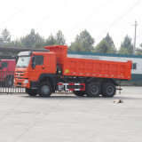 China Sinotruk HOWO 336/371HP 6X4 Volquete Camión volquete