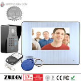 "Telefone video magro super da porta com as 7 "" Digitas LCD"