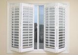 PVC 플라스틱 재배지 Windows 셔터 (WPPWS 시리즈)