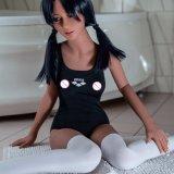 de Fabriek van Doll van het Geslacht van het Silicone van de Dames Asain van 140cm
