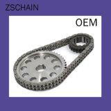 Fabrication de haute qualité Chaîne à rouleaux en acier inoxydable de la chaîne