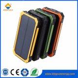 chargeur solaire du pouvoir 12000mAh portatif pour le téléphone cellulaire