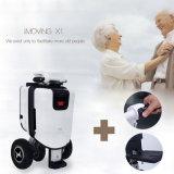 Novo Smart Certificação Ce leve mobilidade eléctrica Scooter de viagens para Elder