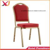 ホテルのレストランの結婚式のための宴会の椅子を食事するベストセラーの鋼鉄