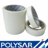 140 micrones translúcido con cinta adhesiva de papel blanco para la Espuma