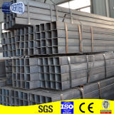 共通の使用法のためのQ195-Q235黒い鋼鉄正方形の管