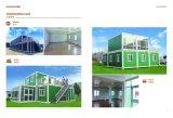 Nueva casa del envase del surtidor de China del bajo costo del diseño de la casa de vacaciones 2018