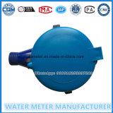 Contador magnético seco multi de la actividad de agua de la dial de jet de la carrocería del ABS