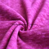 Panno morbido di effetto di stampa del catione micro, tessuto del rivestimento (porpora dell'uva)