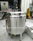 500リットルの電気暖房のステンレス鋼液体の混合タンク