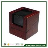 Caixa de relógio de madeira de alta qualidade com o logotipo personalizado