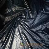 衣服のライニング、スーツ、ジャケットおよび証拠のコートのための光沢があるPUの防水ナイロンタフタファブリック