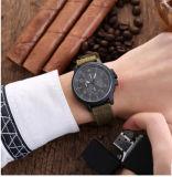 標準的な腕時計は、腕時計のMiyotaの動きDC-393を防水する