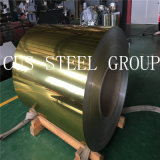 Goldfarben-Aluminiumrolle/reflektierender Aluminiumsolarring für Sonnenkollektor