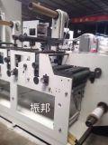 Zb-320 Flexo Drucken-Maschine 4+2 zwei Aufsatz-Folien-Stempeln