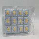 Sans phosphate tablettes pour lave-vaisselle automatique avec odeur de citron