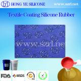 Китай производитель RTV2 жидких силиконовых Тб3130 для покрытия на текстильной тканью