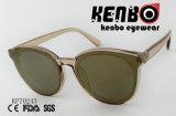Óculos de moda com estrutura completa de plástico Kp70243