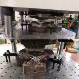 Il foglio artificiale falso di simulazione lascia lo stampaggio ad iniezione verticale che fa la macchina