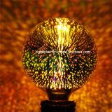 熱い販売3Dレーザーの球根G125の黄色または金