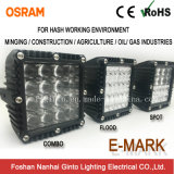 Offroad (GT1007Q)를 위한 최고 Illumination Square 7inch Osram LED Driving Light