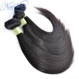Выдвижение человеческих волос Unprocessed естественных 100% Weft пачек малайзийское прямое