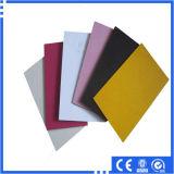 Alucobond panneau composite aluminium Liste de prix des panneaux muraux de panneau de pierre en polyuréthane