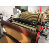 Präzision, die Zeile Maschinen-Slitter Rewinder für Papierrolle aufschlitzt
